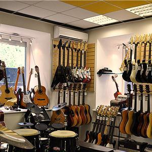 Музыкальные магазины Брянска