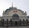 Железнодорожные вокзалы в Брянске