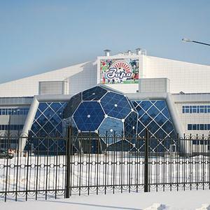Спортивные комплексы Брянска