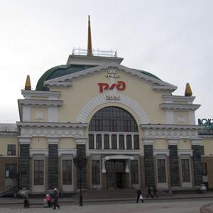Железнодорожные вокзалы Брянска